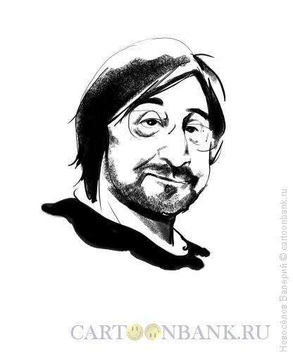 Карикатура: Юрий Юлианович, Новосёлов Валерий