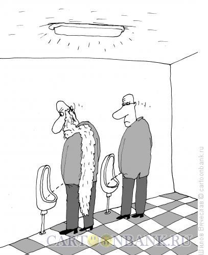 Карикатура: Аккуратист, Шилов Вячеслав
