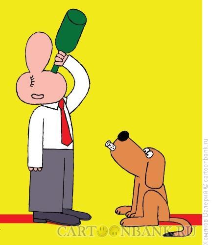 Карикатура: Жажда, Хомяков Валерий