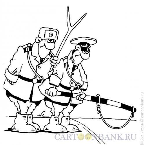 Карикатура: В ожидании жертвы, Кийко Игорь