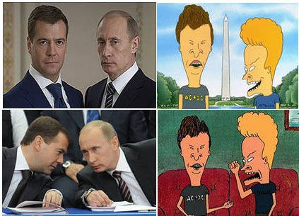 Карикатура: Забавное сходство, Appleks