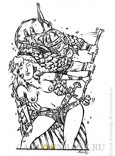 Карикатура: свобода, Егоров Александр