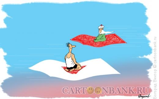 "Карикатура: ""С добрым утром!""-5, Богорад Виктор"