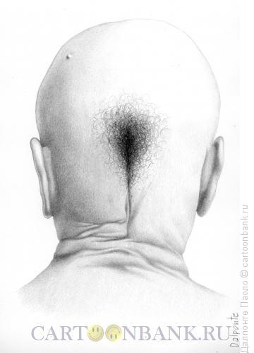 Карикатура: Сексуальный маньяк, Далпонте Паоло