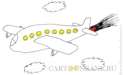 Карикатура: Смайлики, Шилов Вячеслав