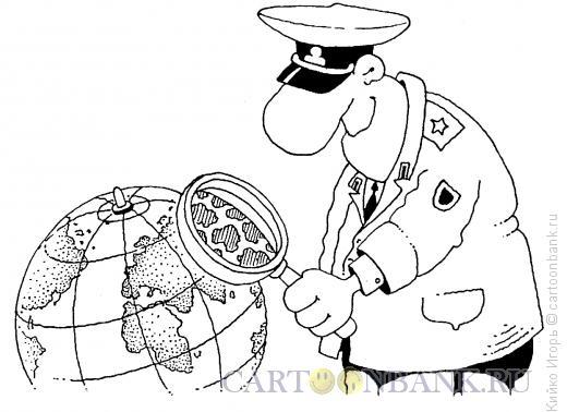 Карикатура: Камуфляж, Кийко Игорь