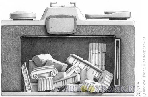 Карикатура: Туризм, Далпонте Паоло