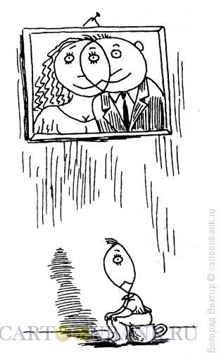 Карикатура: Потомок, Богорад Виктор