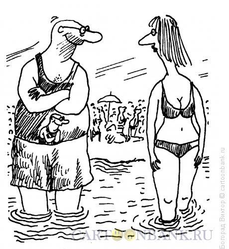 Карикатура: Заинтересованность, Богорад Виктор