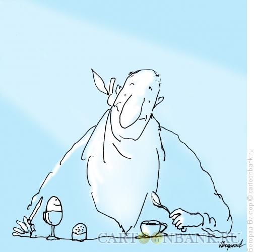 Карикатура: Утренняя гармония, Богорад Виктор