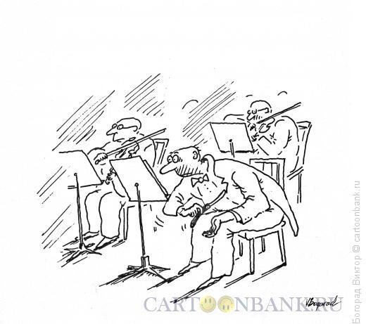 Карикатура: Есть такая партия, Богорад Виктор