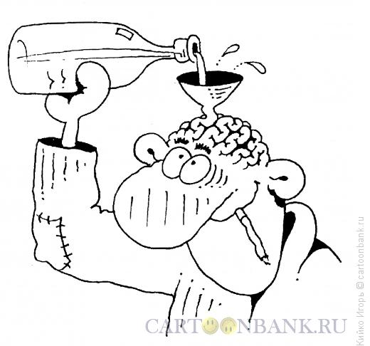 Карикатура: Напрямую, Кийко Игорь