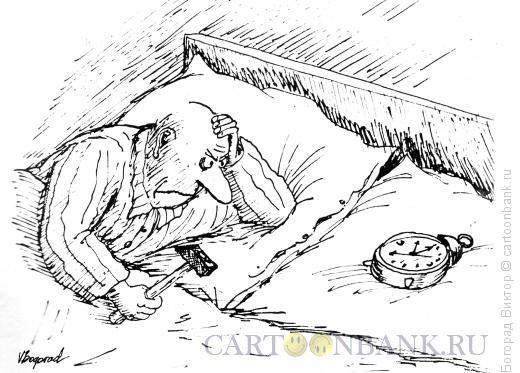 Карикатура: Нервы, Богорад Виктор