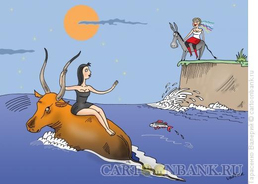 Карикатура: Украина, вперёд!, Тарасенко Валерий