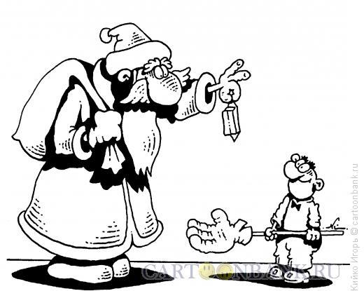 Карикатура: Продвинутый малыш, Кийко Игорь