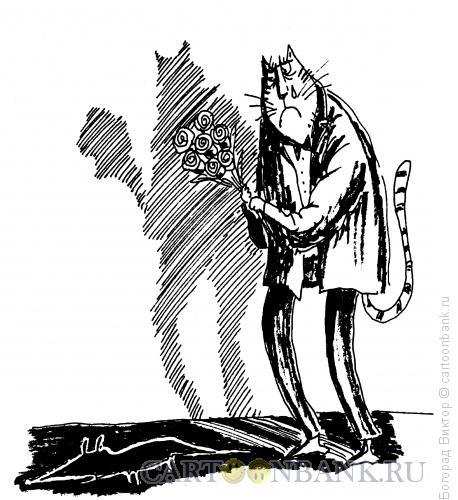Карикатура: Трагедия, Богорад Виктор
