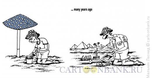 Карикатура: Призвание, Мельник Леонид