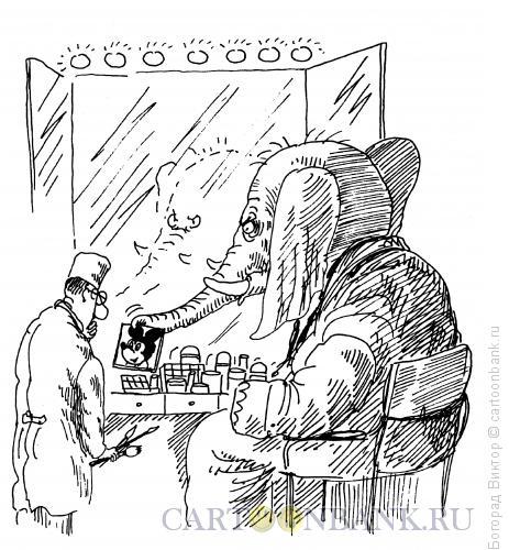 Карикатура: Пожелание, Богорад Виктор