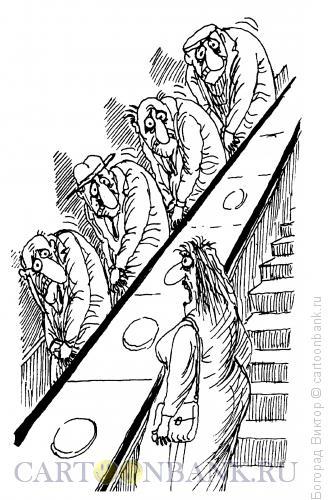 Карикатура: Болевая точка, Богорад Виктор