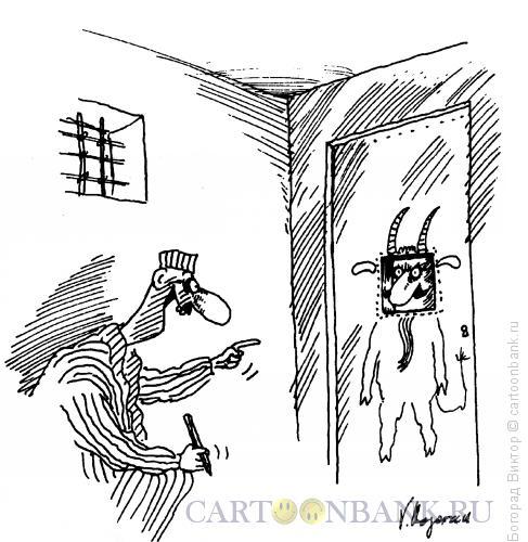 Карикатура: Козел, Богорад Виктор