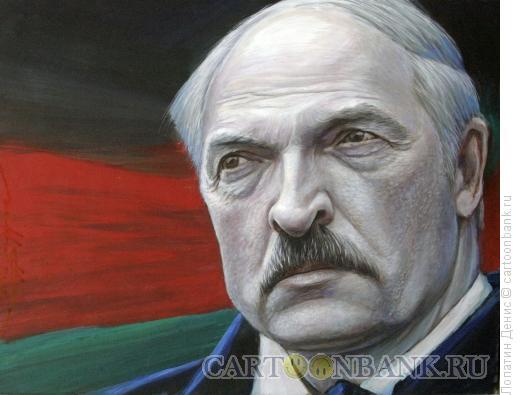 Карикатура: Лукашенко Александр, политик, Лопатин Денис