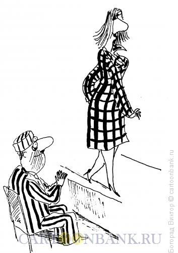Карикатура: Мода, Богорад Виктор