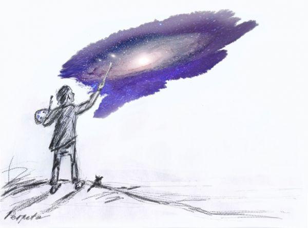 Карикатура: Творец, Perpeta