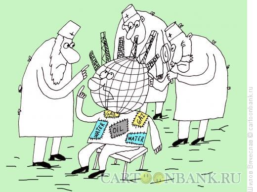 Карикатура: Жалобы, Шилов Вячеслав