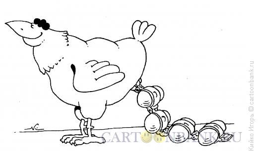 Карикатура: Обойма, Кийко Игорь