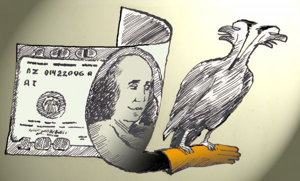 Карикатура: Приручил, Николай Кинчаров