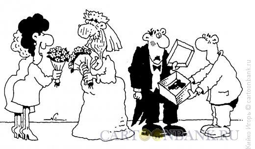 Карикатура: Спасение, Кийко Игорь