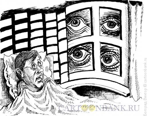 Карикатура: Бил Гейтс, Богорад Виктор