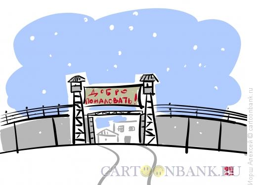 Карикатура: Амнистия, Иорш Алексей