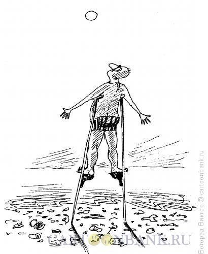 Карикатура: Выход из положения, Богорад Виктор