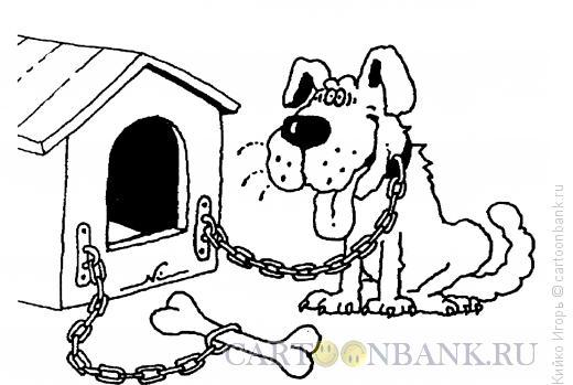 Карикатура: Все под контролем, Кийко Игорь