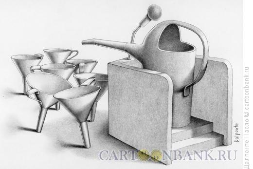 Карикатура: Политик, Далпонте Паоло