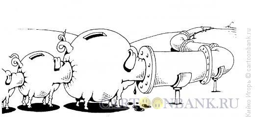 Карикатура: Посредники, Кийко Игорь