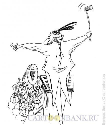 Карикатура: Томогавк, Богорад Виктор