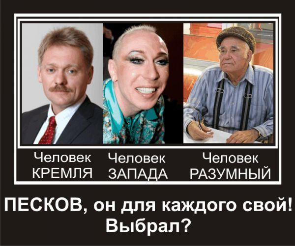 Песков отказался комментировать новую военную доктрину Украины: Такого утвержденного документа нет - Цензор.НЕТ 6226