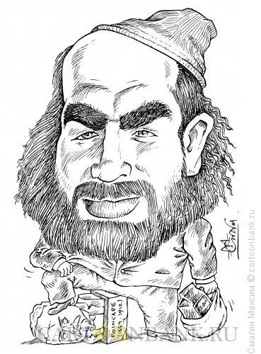Карикатура: Перельман, Смагин Максим