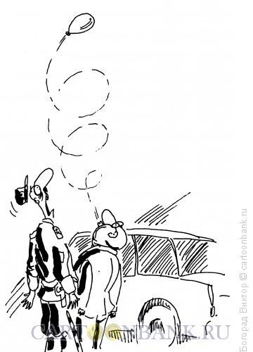 Карикатура: Сильные легкие, Богорад Виктор