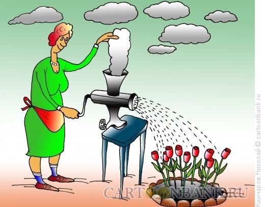 Карикатура: Первое апреля, Кинчаров Николай