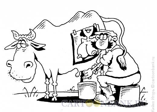 Карикатура: Эстет, Кийко Игорь