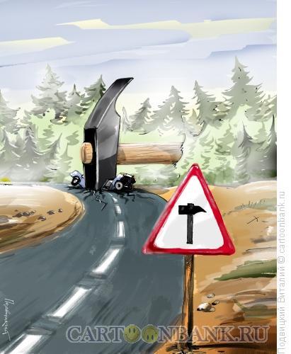 Карикатура: Кто бы знал, Подвицкий Виталий