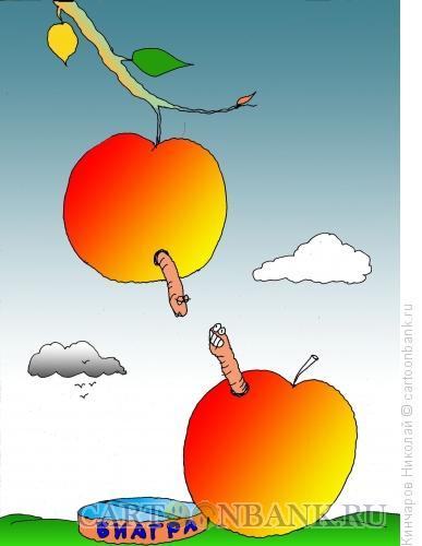Карикатура: Встреча, Кинчаров Николай