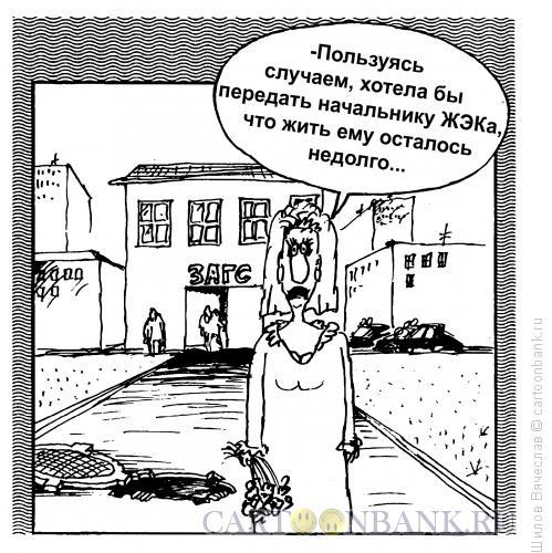 Карикатура: Голосовое сообщение, Шилов Вячеслав