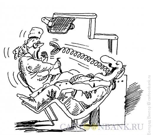 Карикатура: Сюрприз!, Богорад Виктор