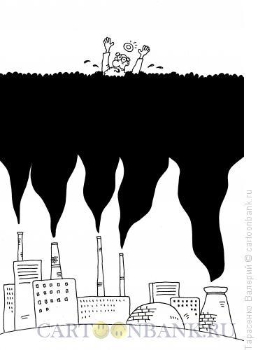 Карикатура: Стратосфера, Тарасенко Валерий