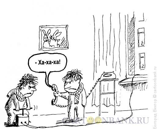 Карикатура: Детей нельзя недооценивать, Богорад Виктор