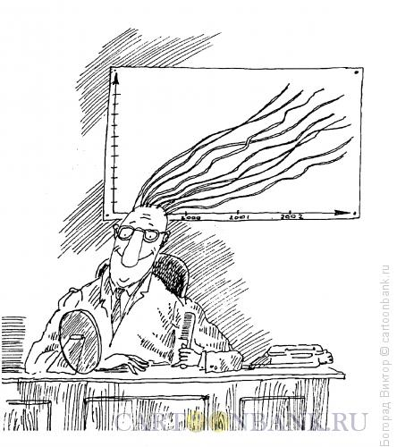 Карикатура: Волосы, Богорад Виктор